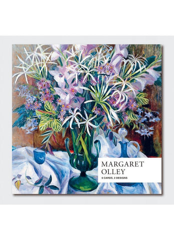 Margaret Olley Card Pack - Summer Flowers & Still Life
