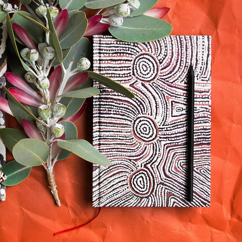 Hardcover Journal - Lulu Trancollino