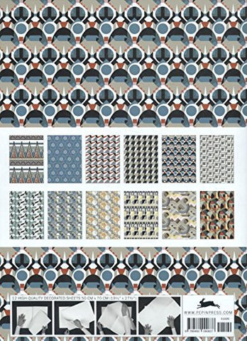 Art Deco Tiles Gift & Creative Wrapping Papers