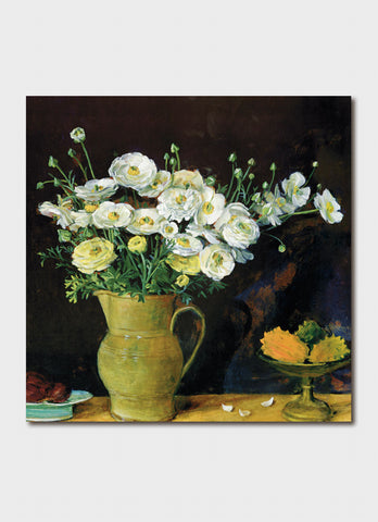 Margaret Olley Card Pack - Azaleas & Ranunculus