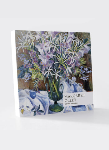 Margaret Olley Card Pack - Summer Flowers & Still LifeMargaret Olley Card Pack - Summer Flowers & Still Life