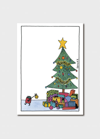 ILF Charity Christmas Card Pack - Judy Horacek (0136) - card 1