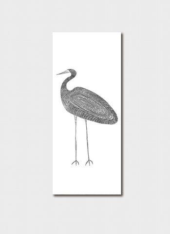 Delvene Cockatoo-Collins Bookmark - Heron
