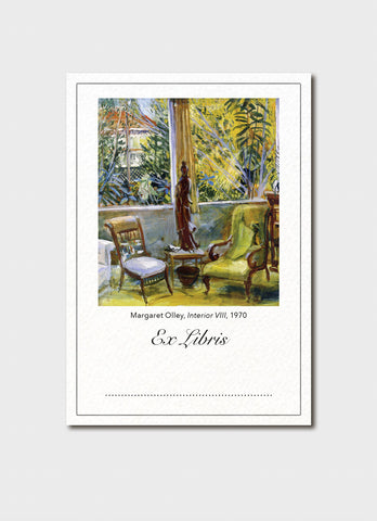 Margaret Olley Bookplates (BIP0604)