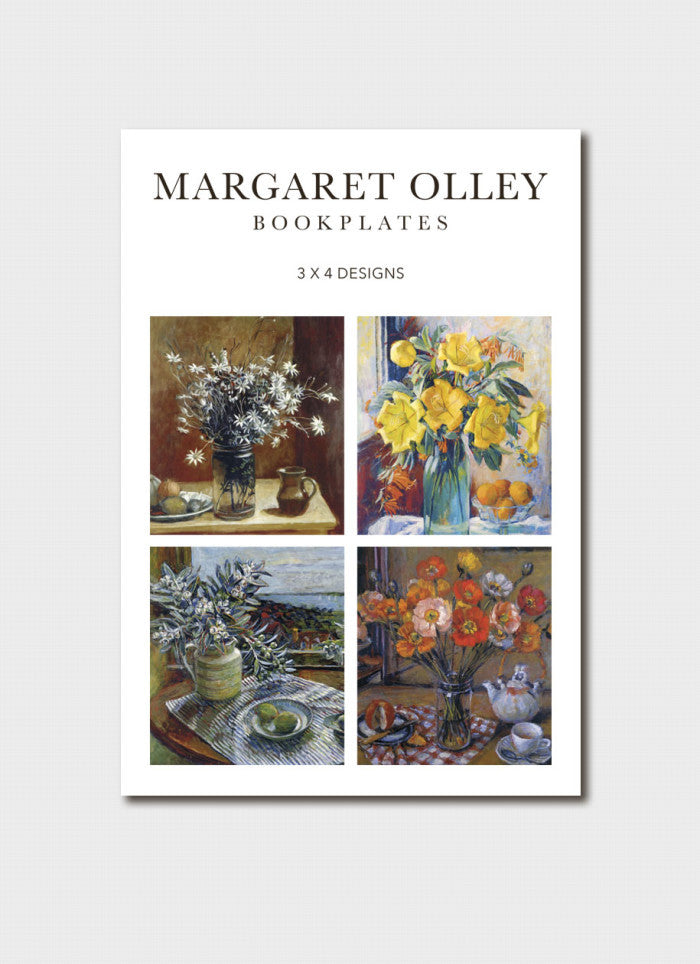 Margaret Olley Bookplates (BIP0606)