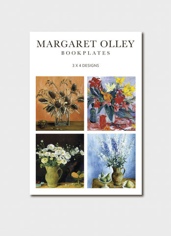 Margaret Olley Bookplates (BIP0607)