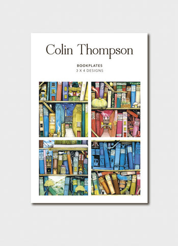 Colin Thompson Bookplates