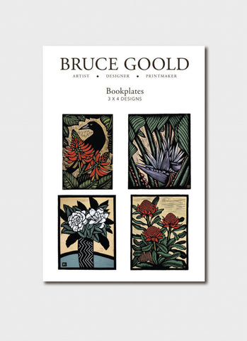 Bruce Goold Bookplates