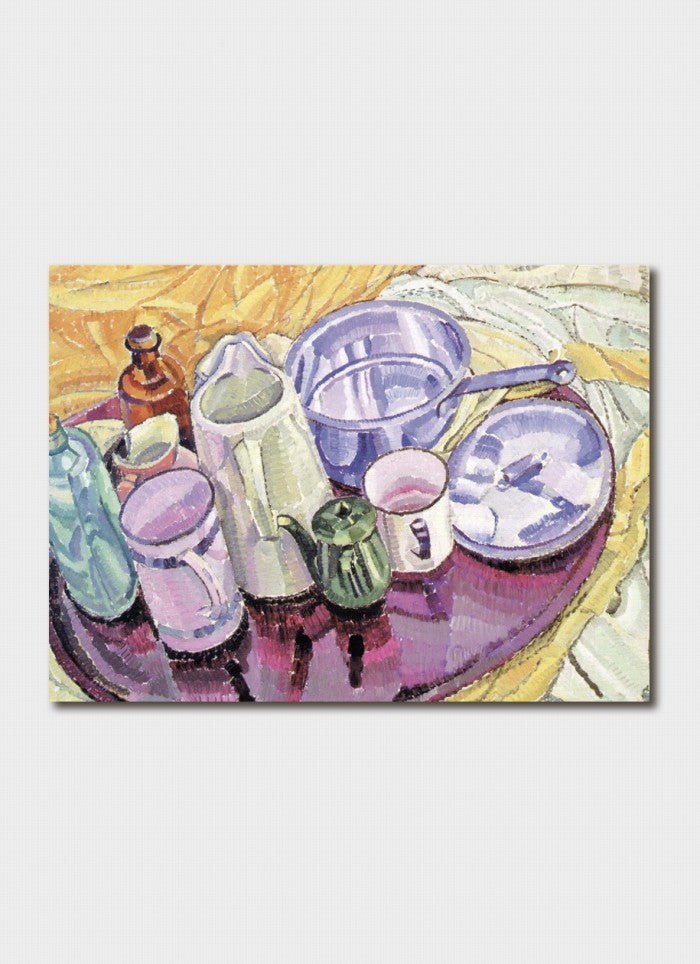 Grace Cossington Smith - Things on an Iron Tray