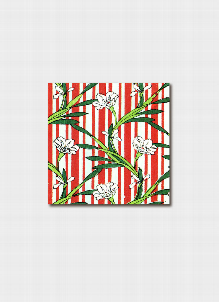 Modern Design From Japan small gift card (1533)