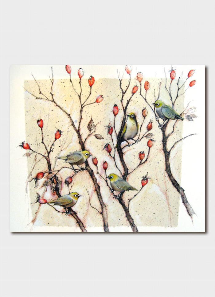Jo Hollier - Shirley's Birds