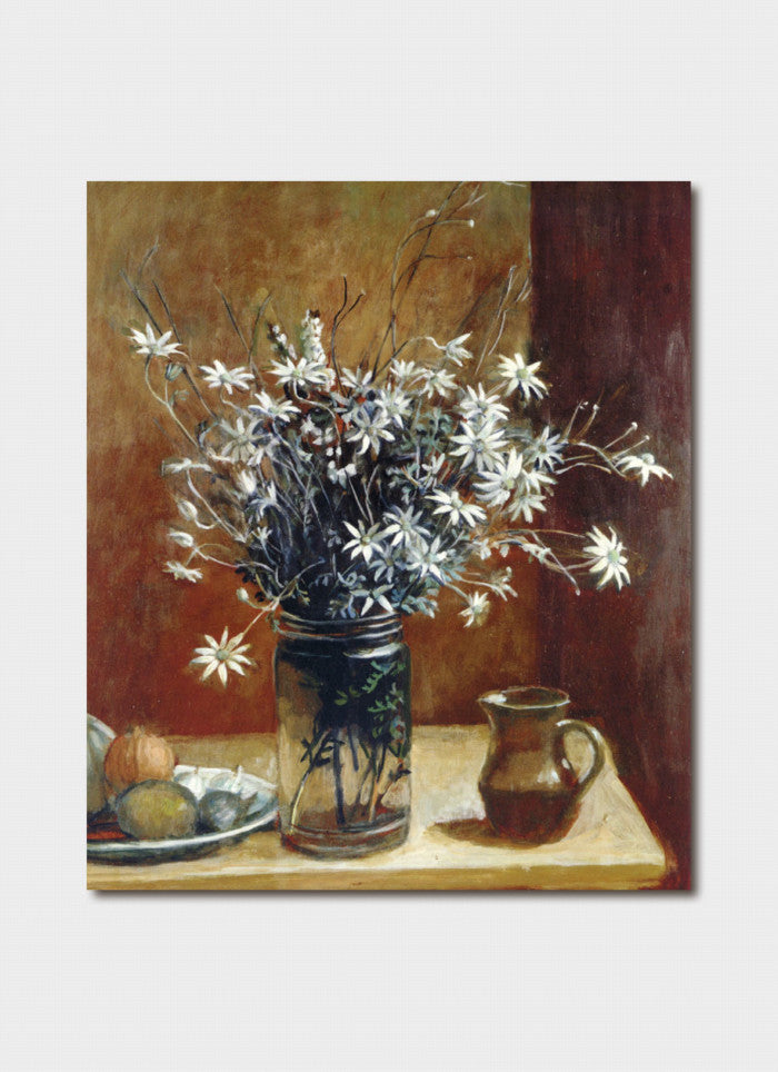 Margaret Olley - Flannel Flowers