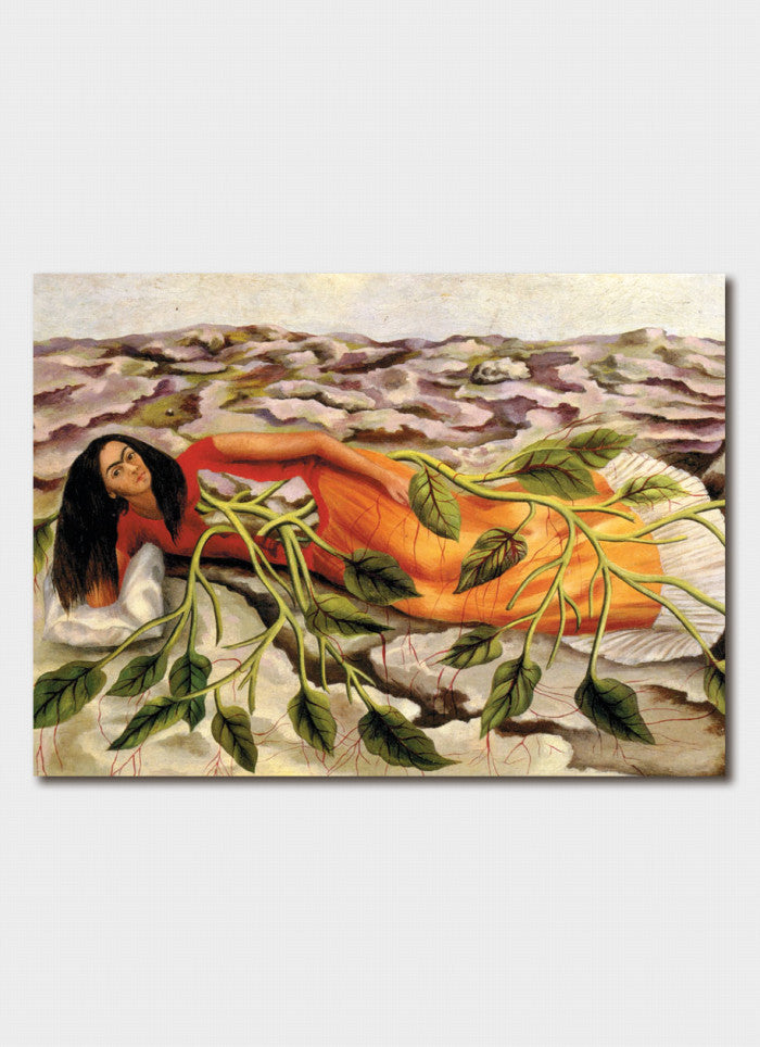 Frida Kahlo - Roots (The Pedregal)