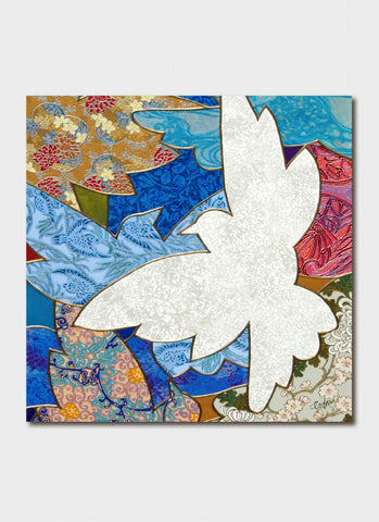 Padma art card - Birds of Peace and Happiness