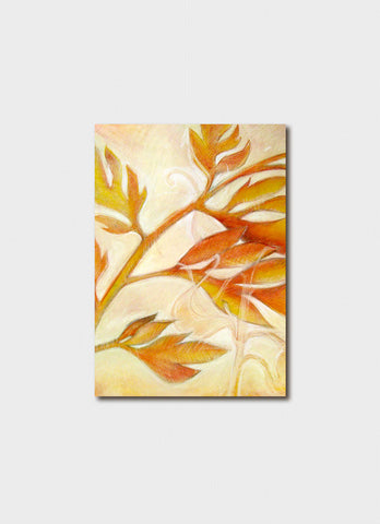 Jo Hollier - Foliage Silky Oak