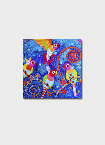 Donna Sharam small art card - Can I Join You