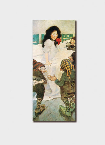 Jessie Wilcox Smith # 2 Bookmark
