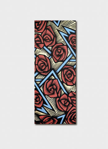 Bruce Goold Bookmark - Deco Rose