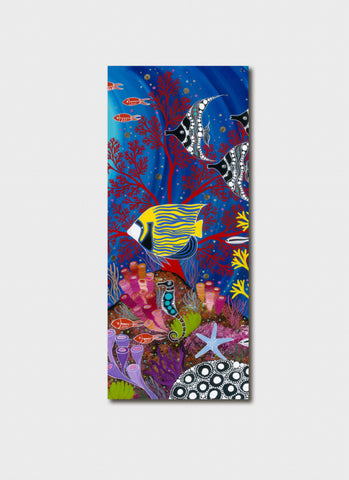 Melanie Hava Bookmark - A Reef Wonderland