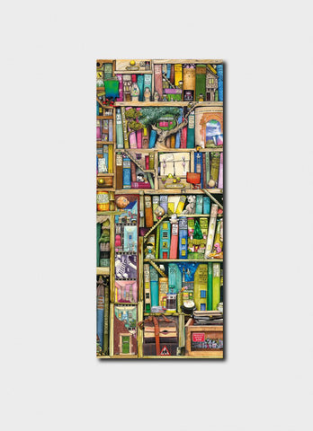 Colin Thompson Bookmark - The Neverending Bookshop