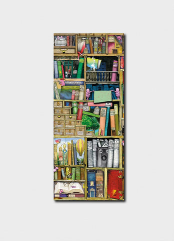 Colin Thompson Bookmark - The Neverending Bookshop # 2