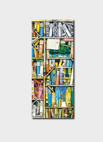 Colin Thompson Bookmark - The Bookshelf