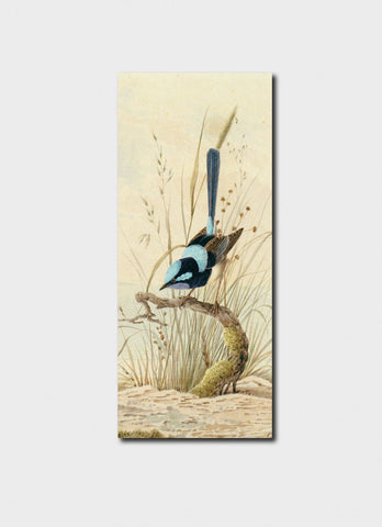 Australian Birds - Blue Wren Bookmark