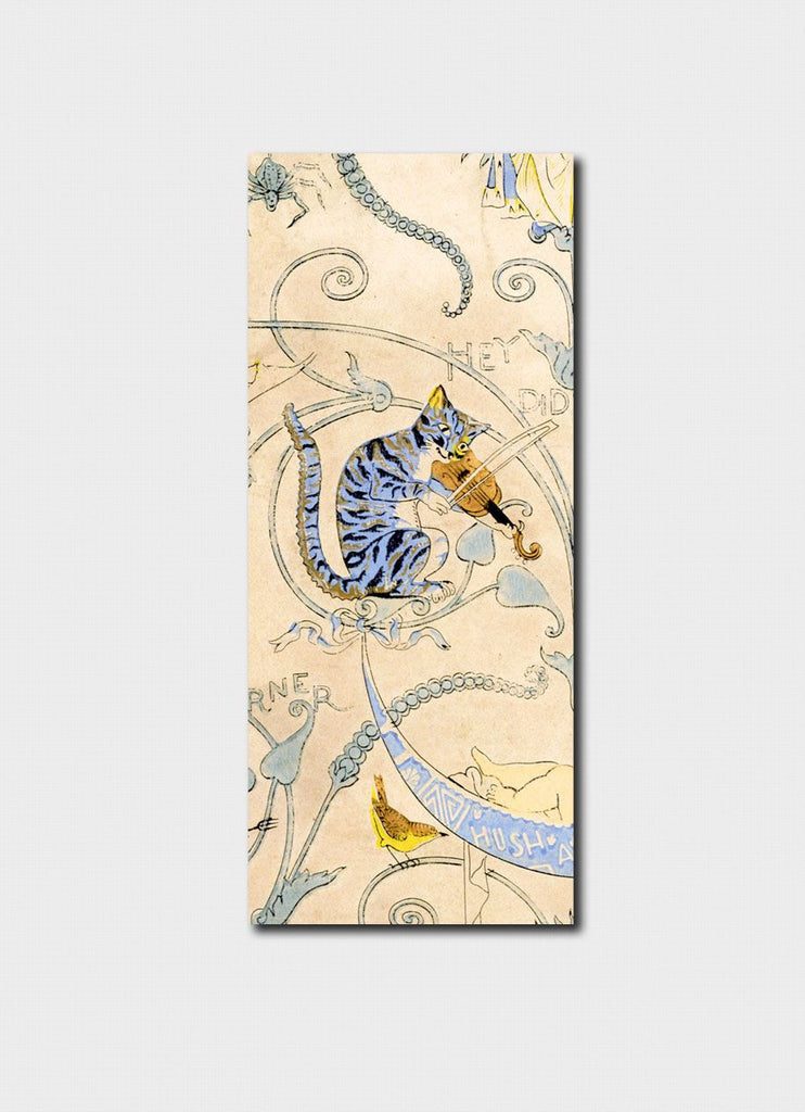 Art Nouveau # 3 Bookmark