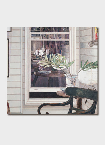 Cressida Campbell Card Pack - Silence