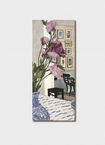 Cressida Campbell Bookmark - Bronte Interior