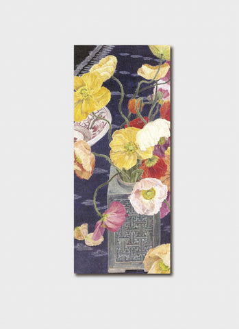 Cressida Campbell Bookmark - Poppies