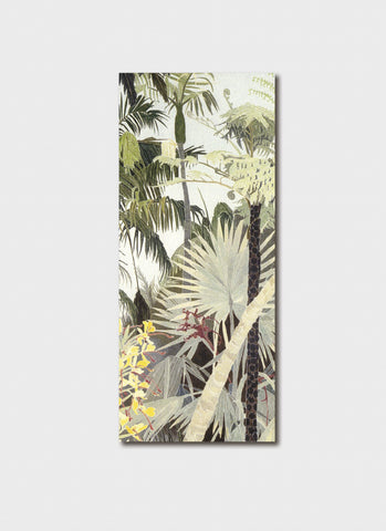 Cressida Campbell Bookmark - Palm Grove, Royal Botanic Gardens