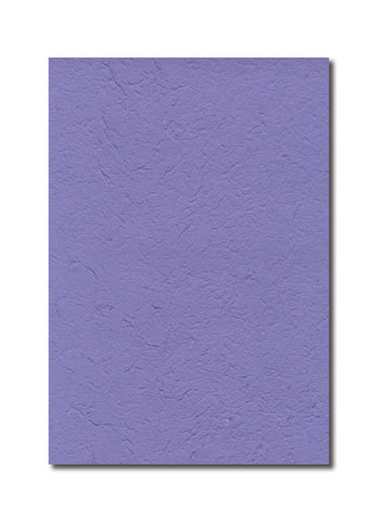 Handmade in Chiang Mai Mulberry Paper - Mauve (CHM0036)