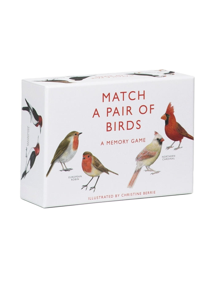 Match a Pair of Birds: A Tree Memory Game