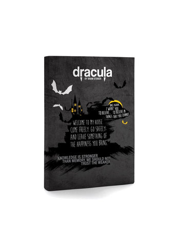 Dracula Hardcover Notebook