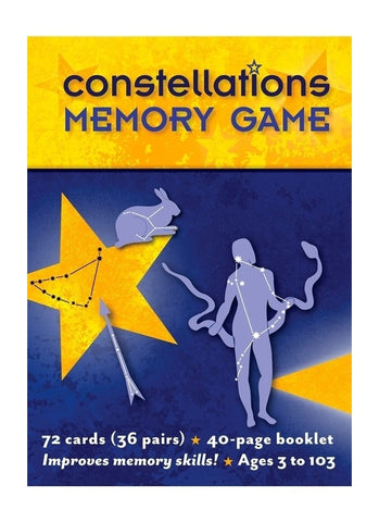 Constellations Memory Game (pack)