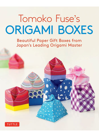 Tomoko Fuse's Origami Boxes (book)