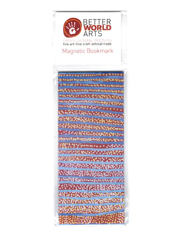 Better World Arts Magnetic Bookmark - Shorty Robertson