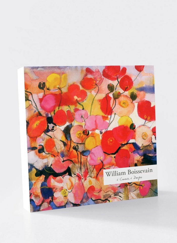 William Boissevain Card Pack