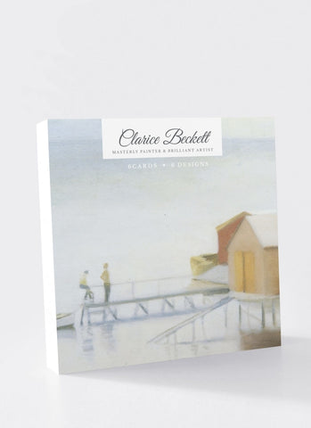 Clarice Beckett Card Pack - The Boatsheds
