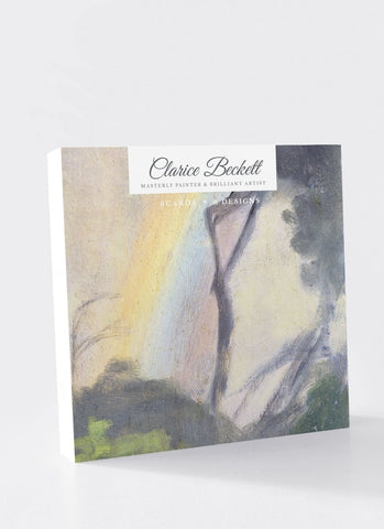 Clarice Beckett Card Pack - Rainbow Tints