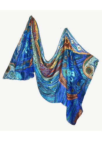 BWA Summer Scarf - Julie Woods