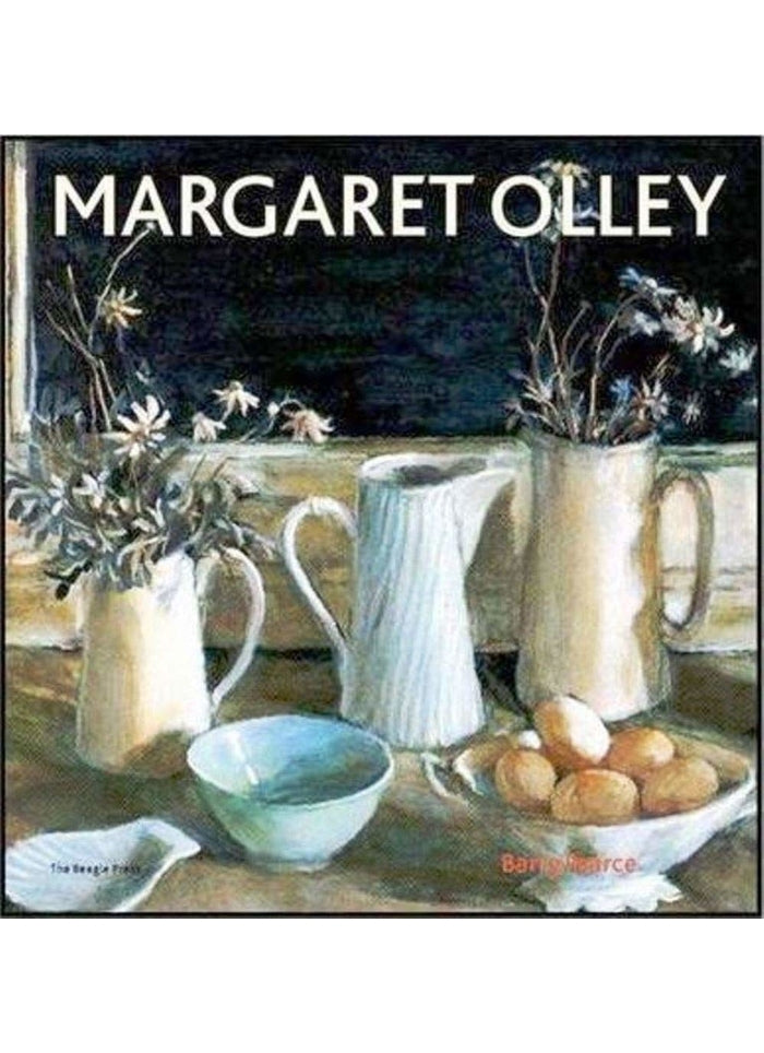 MARGARET OLLEY By Barry Pearce (paperback edition)