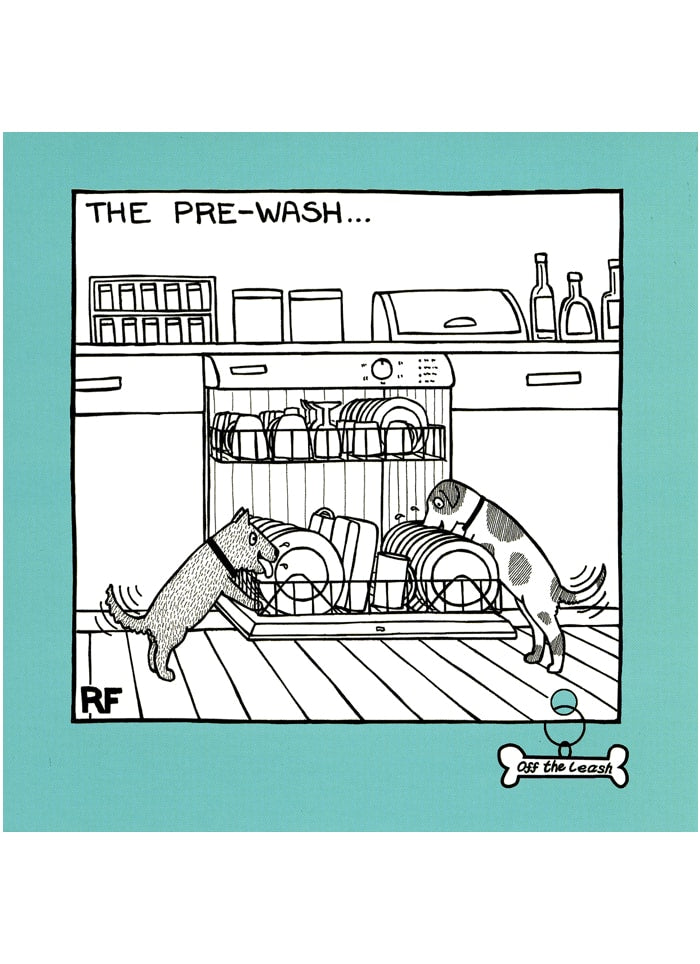 Off the Leash - The Pre-Wash