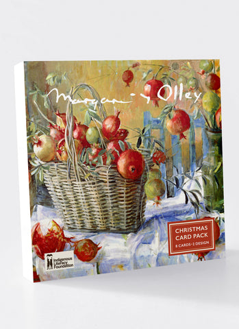 ILF Charity Christmas Card Pack - Margaret Olley