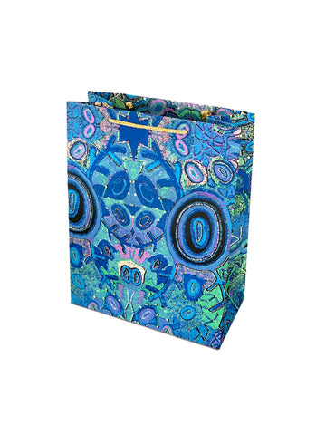 Better World Arts Handmade Paper Gift Bag - Theo Hudson