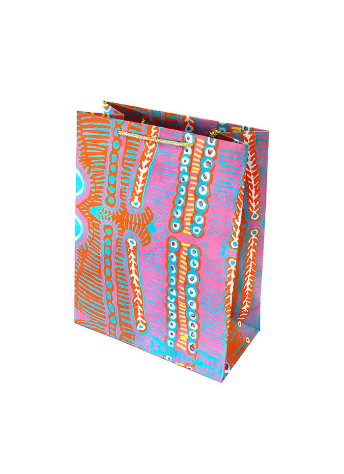 Better World Arts Handmade Paper Gift Bag - Murdie Morris