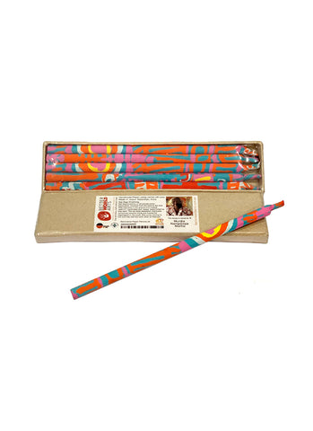 Decorative Paper Pencil Pack - Murdie Morris