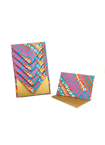 Better World Arts Handmade Envelope & Gift Card Pack - Murdie Morris