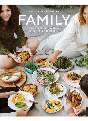 Family: New Vegetable Classics to Comfort and Nourish (book)
